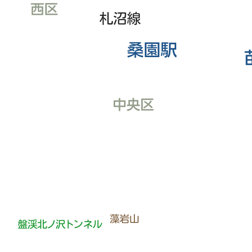 天気 予報 札幌 西区