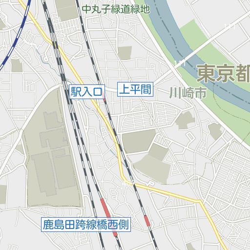 川崎 市 中原 区 ハザード マップ