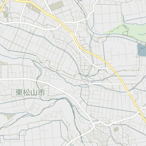 ハザード マップ 東松山